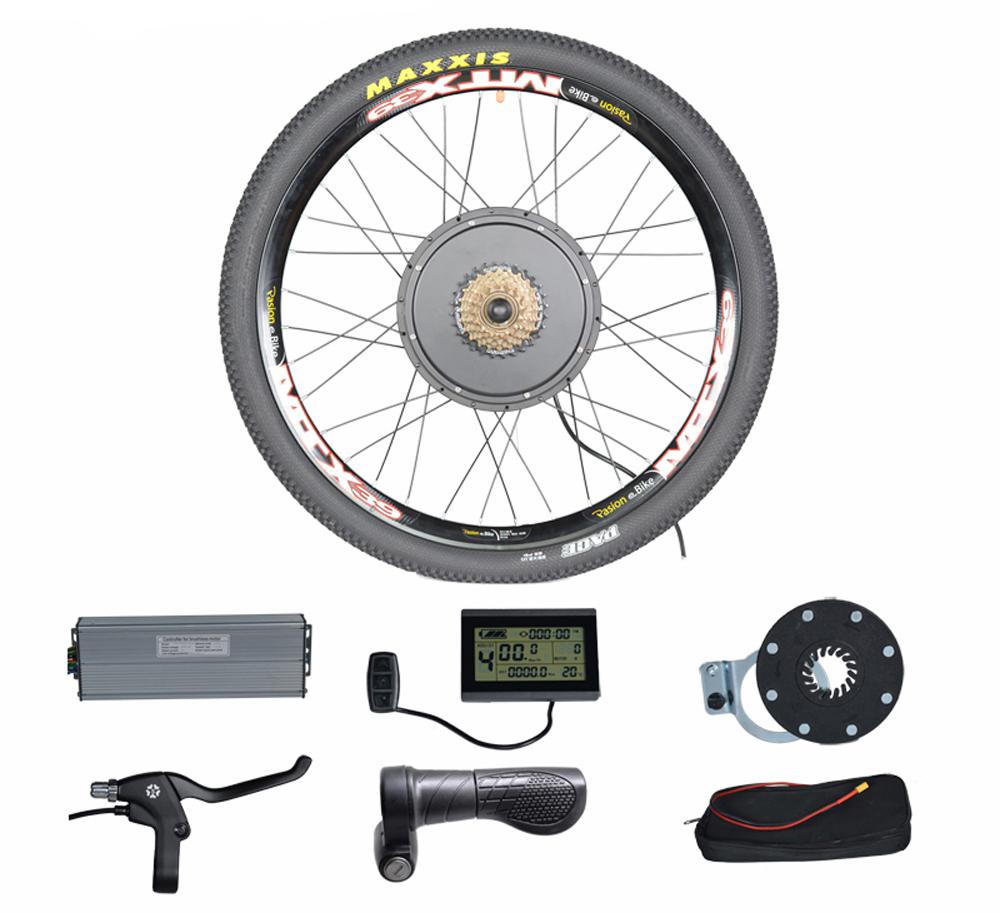 1500w 48v Motor Electric Bike Kit